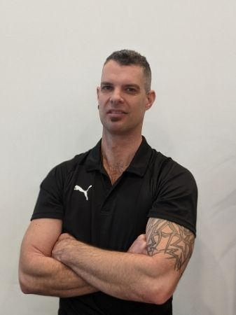 Image of UNSW Fitness & Aquatic Centre trainer Mike Howley
