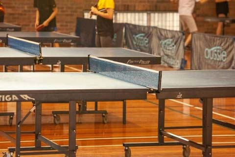 Image of the UNSW Fitness and Aquatic Centre table tennis tables